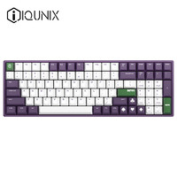 1套SP/SA键帽惹的祸 — IQUNIX F96 JOKER版无线双模机械键盘体验