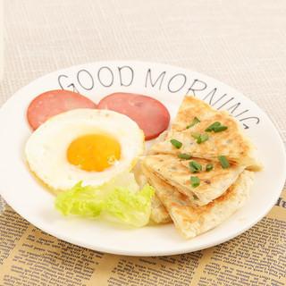 思念  速食 早餐 面饼 印度飞饼 葱油味 手抓饼 原味 香蕉 卷饼 原味