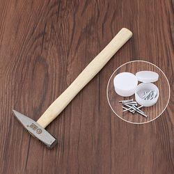 精菱 羊角锤五金铁锤子工具小锤子家用木工装修锤榔头一体起钉锤拔钉