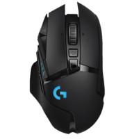 logitech 罗技 G502 LIGHTSPEED 无线鼠标 25600DPI RGB