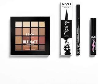 NYX  Professional Makeup眼妆套装,Epic 眼线液,化妆套装