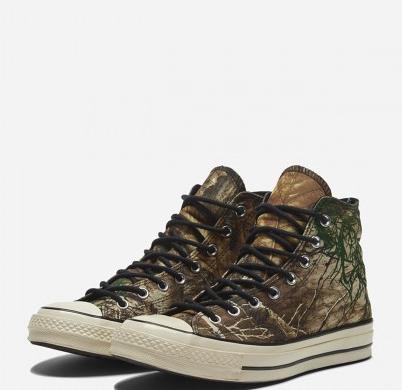 Chuck 70 168558C 男女款高帮帆布鞋