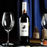 FIRST CREEK 福斯特溪 澳大利亚猎人谷红五星酒庄福斯特溪贼鸟西拉赤霞珠干红葡萄酒750ml 赤霞珠单瓶