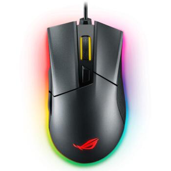 ROG 玩家国度 Gladius II 有线鼠标 12000DPI RGB