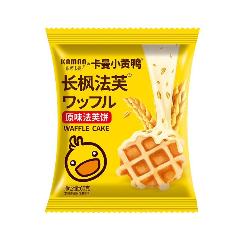 咔啰卡曼 日式法芙饼 原味