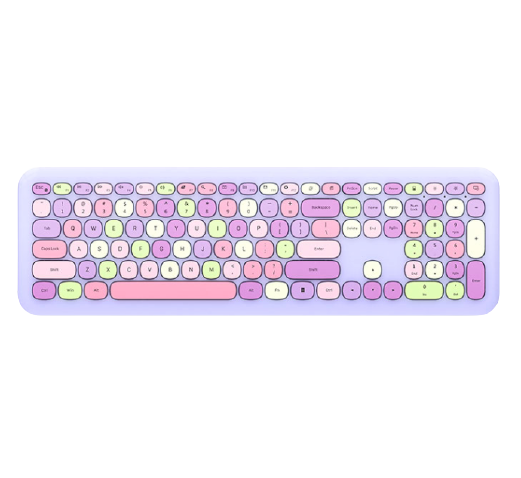MOFii 摩天手 666 无线键盘鼠标套装