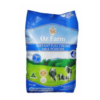 澳美滋成人奶粉 OZ Farm 速溶全脂奶粉 1kg/袋