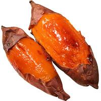 山东烟薯25号红薯 净重5斤 中大果糖心蜜薯精品果烤薯甜薯番薯地瓜 健康轻食新鲜蔬菜 5斤