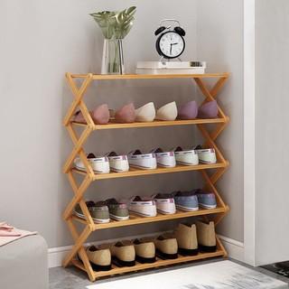 米囹 鞋架家用门口多层收纳置物架鞋柜