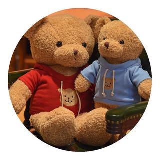 迪士尼(Disney)新款泰迪熊毛绒玩具