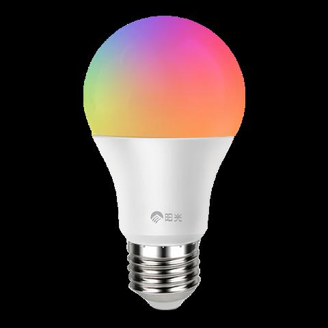 阳光照明 灵睿智能灯泡RGBWC版(单只装) 白色