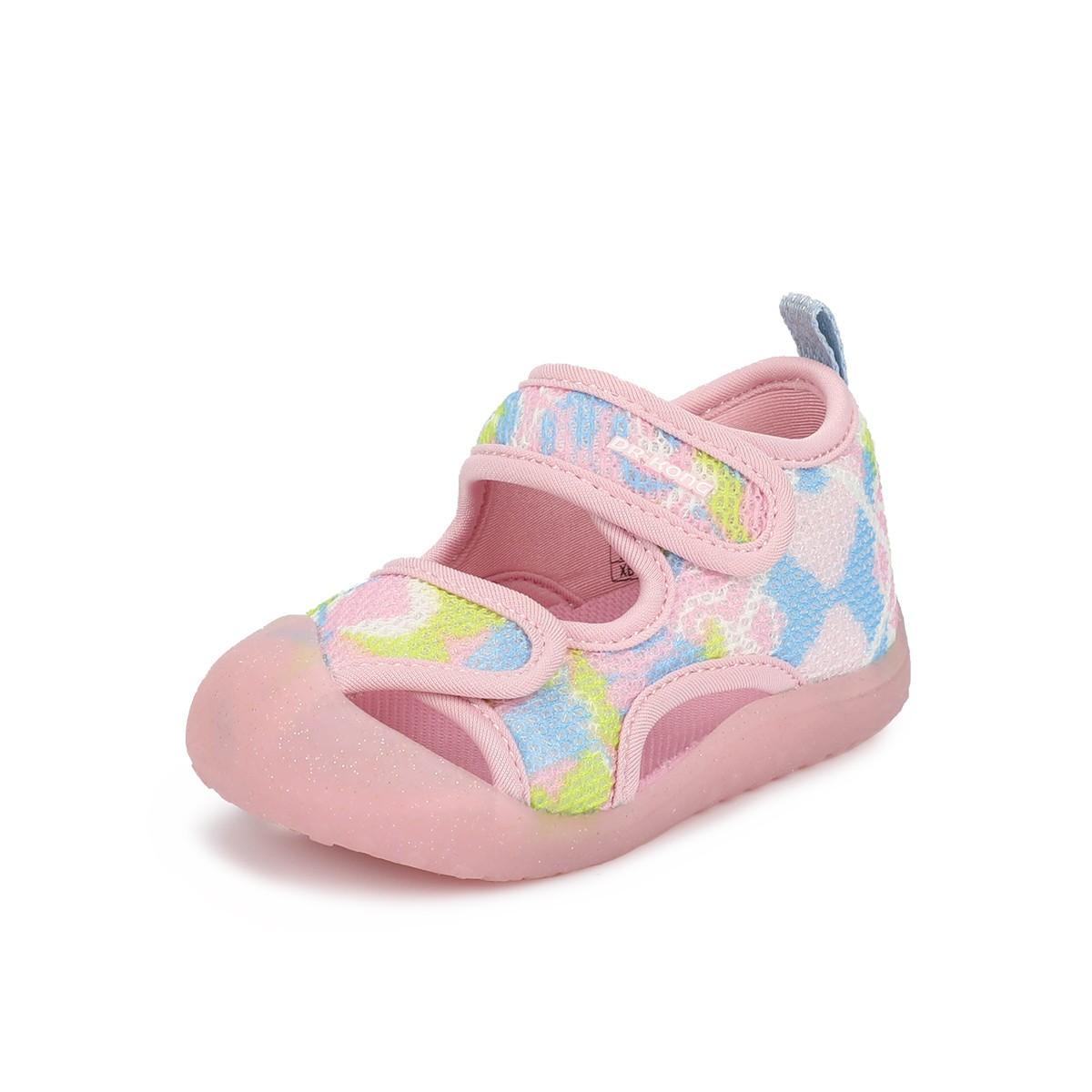 儿童学步洞洞鞋