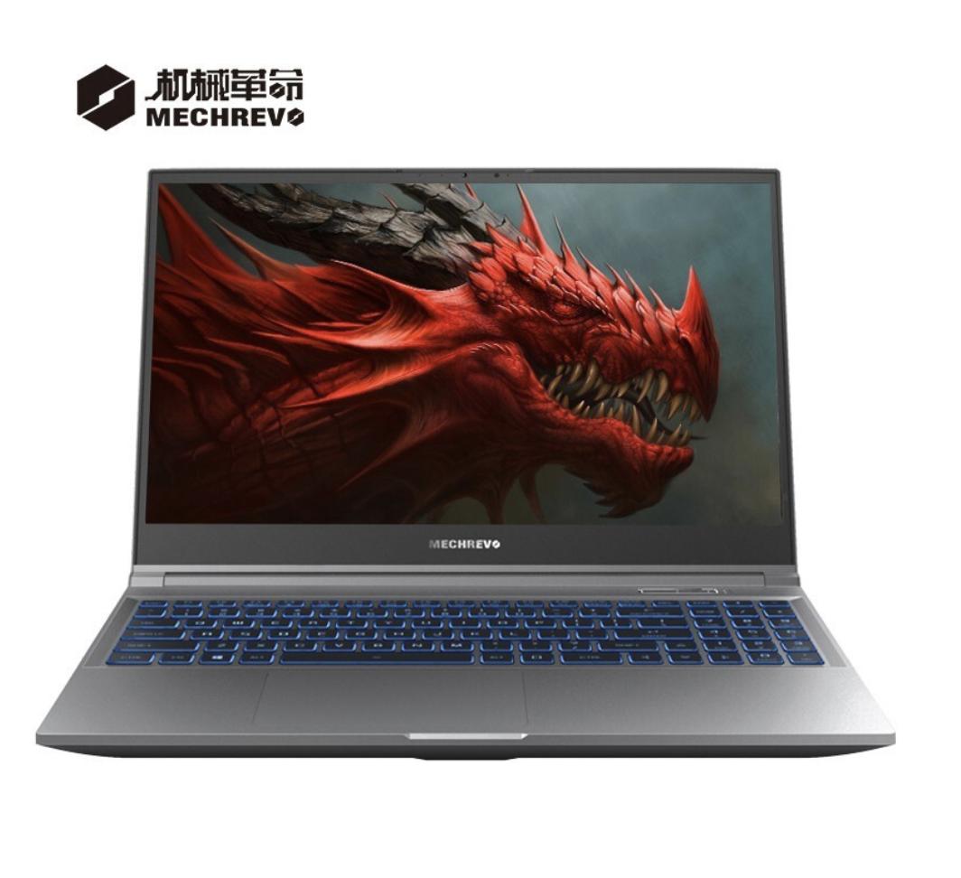 MECHREVO 机械革命 蛟龙5-76S 15.6英寸游戏笔记本电脑(R7-4800H、16G、512GB、RTX3060、240Hz、100%sRGB)