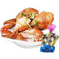 大午 大鸡腿70g*3个真空卤味休闲办公小吃鸡肉零食小鸡腿鸡肉零食