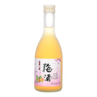 顺昌源  名果之屋梅酒 梅子酒 355ml 手摘完熟梅子13度果酒