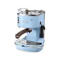 Delonghi 德龙 DeLonghi德龙复古泵压式家用半自动咖啡机ECOV311