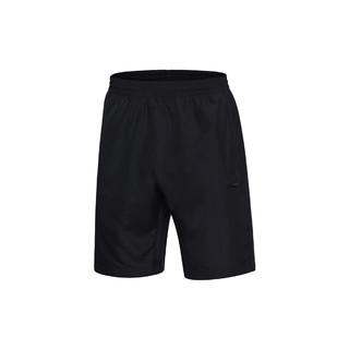 LI-NING 李宁 李宁男士短裤夏季足球系列速干舒适休闲梭织运动裤