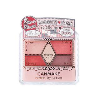 CANMAKE 井田  裸色五色眼影 3.2g 14#复古红宝石