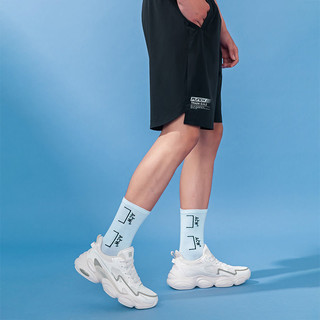 361° 运动短裤男夏季宽松跑步健身裤透气速干梭织五分裤男士