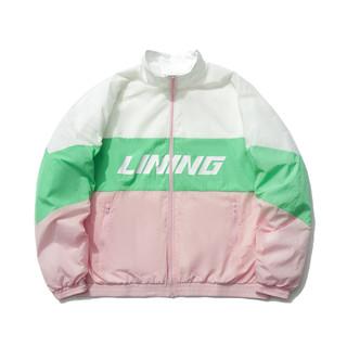 LI-NING 李宁 AJDR236-3  女式夹克外套