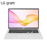 LG 乐金 LG gram 2021款17英寸超轻薄窄边框 16:10大画面 笔记本电脑 设计师本(11代i7 16G 1TBSSD 锐炬显卡 雷电4)银