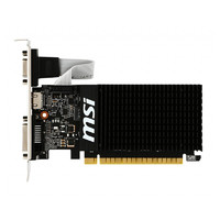 MSI 微星 GT710 1GD3H LP ITX游戏办公独显