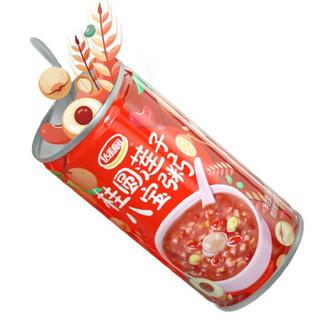 达利园   桂圆莲子八宝粥  方便速食早餐粥杂粮粥  360g*12 罐 礼盒整箱装(新老包装随机发货)