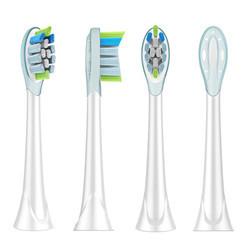 Or-Care 或护理 或护理 电动牙刷替换刷头 HX6064 钻石白4支