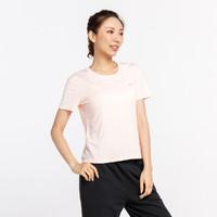 NIKE 耐克 DRI-FIT 女款弹力透气排汗速干短袖女式T恤