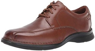 Clarks 其乐 Clarks 男士 Kempton Run 牛津鞋