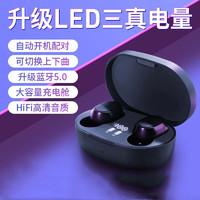 京东PLUS会员 : EANE  无线蓝牙5.0耳机  LED三真显示升级版