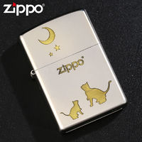 ZIPPO 之宝 喵望星空 打火机