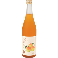YANXUAN 网易严选 日本手工梅酒 果酒 鲜梅入酒365天熟成 720ml 单瓶装