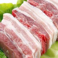 农家散养土猪肉五花肉 4斤