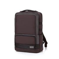 Samsonite 新秀丽 双肩包背包Macbook苹果电脑包男女书包 15.6英寸大容量书包 深棕色