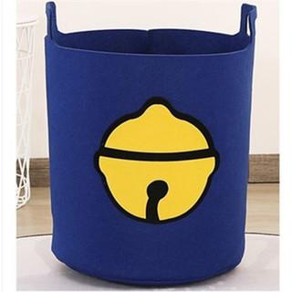 卡通脏衣篓儿童玩具收纳桶可折叠