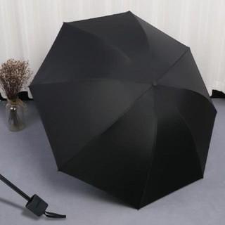 晴之缘 雨伞定制logo可印广告字全自动收缩折叠男女黑色礼品批发晴雨两用