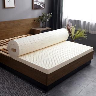移动端 : 琳豆豆 朴依 泰国乳胶床垫 平板舒适款5厘米 90*190含内外套