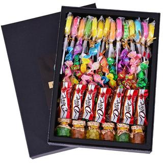 Dove 德芙 巧克力礼盒装星空棒棒糖61六一儿童节礼物送孩子女孩生日礼物