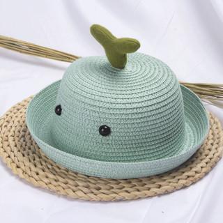 HOCR 儿童夏季遮阳草帽
