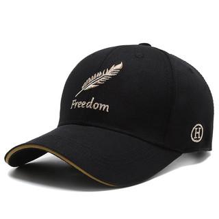 HOCR 刺绣棒球帽 黑色/白色