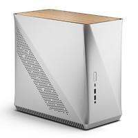 Fractal Design 分形工艺 Era ITX ITX机箱 非侧透 星光银