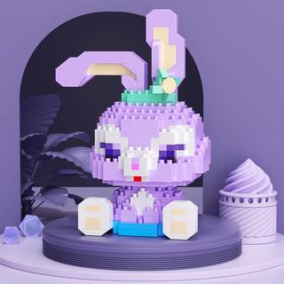 XINGBAO 星堡积木 创意萌物微颗粒积木拼装玩具