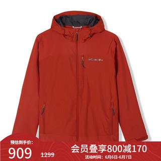 Columbia 哥伦比亚 户外21新品春夏男子防水外套机织外套RE0085 248 L(180/100A)
