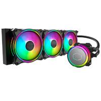 COOLER MASTER 酷冷至尊 冰神G360 幻境 360mm ARGB 一体式水冷散热器