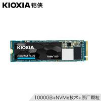 铠侠(Kioxia)RD10 SSD固态硬盘NVMe M.2接口 EXCERIA PLUS 电脑游戏 1TB EXCERIA PLUS 标配