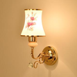 金幻 壁灯卧室床头灯北欧风客厅背景墙壁灯楼梯走廊过道灯具LED