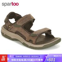 Teva 休闲百搭沙滩凉鞋棕色 男鞋1015149-WAL 44.5