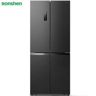 Ronshen 容声 冰箱452升十字对开门一级变频风冷无霜保鲜大容量省电节能 BCD-452WD12FP