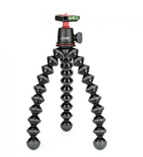 JOBY 宙比 多功能八爪鱼三脚架单反微单手机运动相机支架JB01507-BWW (黑色)